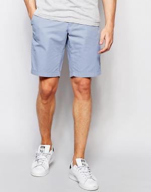 Голубые шорты чиносы Tommy Hilfiger