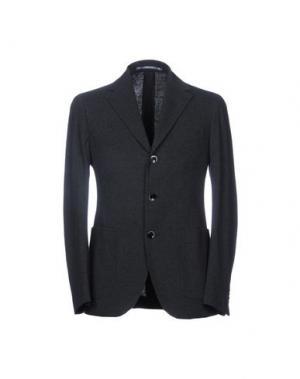 Пиджак CANTARELLI JERSEY PLANET. Цвет: стальной серый