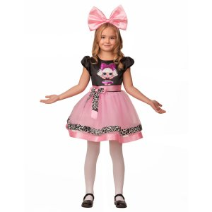 Карнавальный костюм Кукла дива Батик