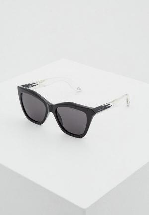 Очки солнцезащитные Givenchy GV 7008/S AM3. Цвет: черный