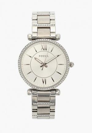 Часы Fossil ES4341. Цвет: серебряный