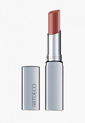 Бальзам для губ Artdeco Color Booster Lip Balm, тон 8, 3 г. Цвет: розовый
