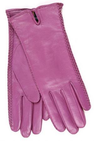 Перчатки Dali Exclusive. Цвет: сиреневый