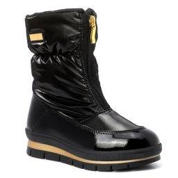 Ботинки 13003R черный JOG DOG