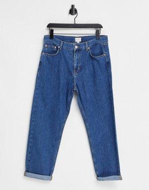 Черные джинсы бойфренда True-Черный цвет French Connection
