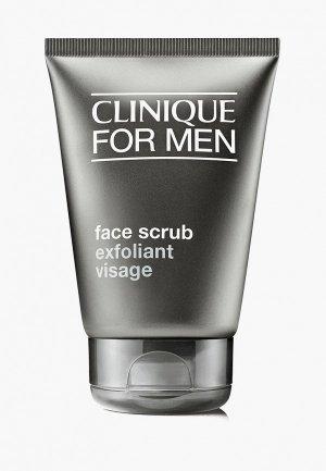Скраб для лица Clinique Face Scrub 100 мл. Цвет: белый