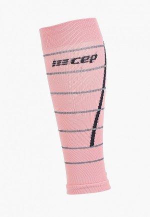 Гетры CEP Gaiters. Цвет: розовый
