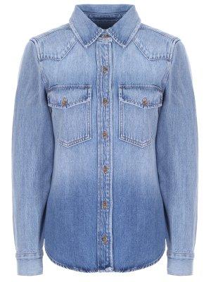 Рубашка джинсовая FRAME