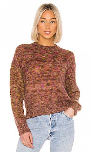Пуловер version IRO. Цвет: горчичный