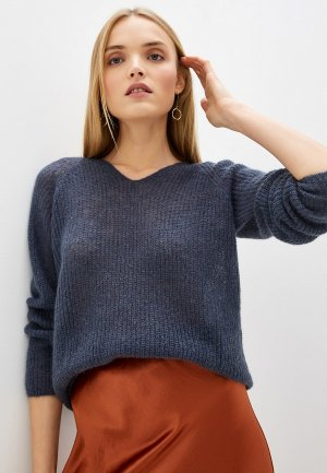 Пуловер Max Mara Leisure. Цвет: синий