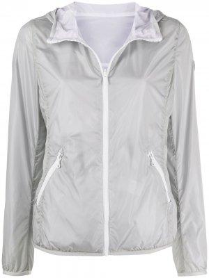Легкая куртка на молнии Colmar. Цвет: серый