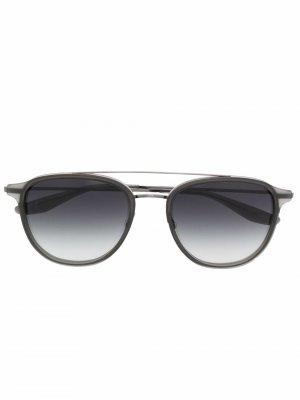 Солнцезащитные очки Courtier Barton Perreira. Цвет: серый