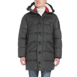 Куртка MW0MW11489 темно-серый TOMMY HILFIGER
