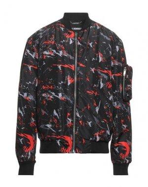 Куртка LES HOMMES. Цвет: розовый
