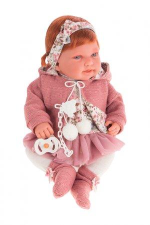 Кукла Саманта ANTONIO JUAN. Цвет: розовый