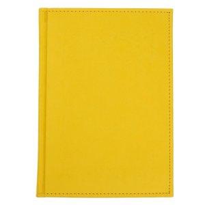 Ежедневник датированный а5 на 2022 год, 168 листов, обложка искусственная кожа vivella, жёлтый Calligrata