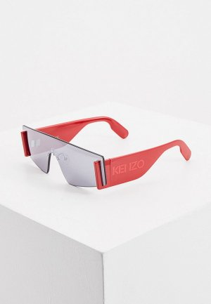 Очки солнцезащитные Kenzo KZ 40103U. Цвет: красный