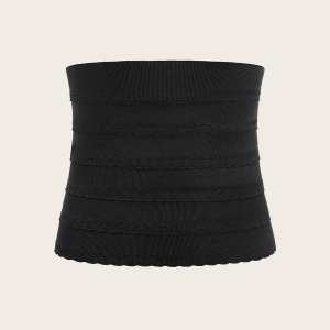 Чёрный Корректирующее белье Аксессуары для белья SHEIN. Цвет: чёрный