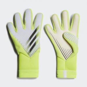 Вратарские перчатки X Pro Performance adidas. Цвет: черный