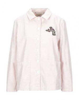 Куртка MOMONÍ. Цвет: розовый