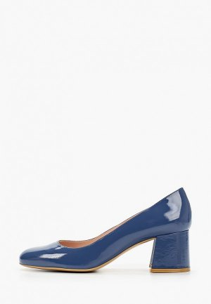 Туфли Giotto. Цвет: синий