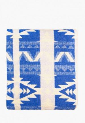 Одеяло Евро Arloni 205x230. Цвет: синий