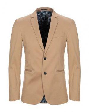 Пиджак PS PAUL SMITH. Цвет: песочный