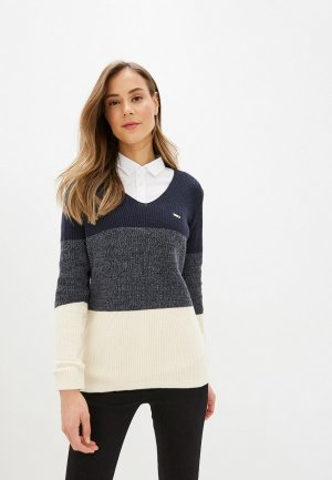 Пуловер U.S. Polo Assn.. Цвет: синий