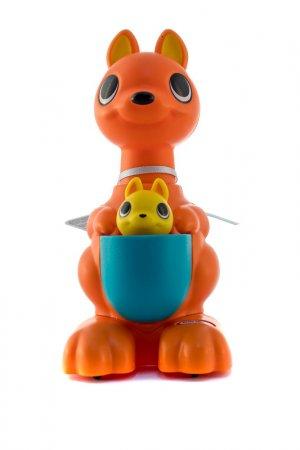 Веселые приятели - кенгуру Little Tikes. Цвет: оранжевый
