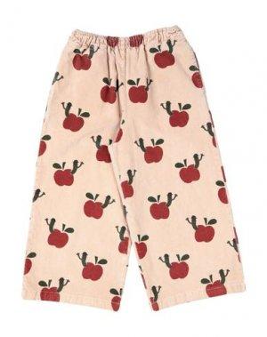 Повседневные брюки WEEKEND HOUSE KIDS. Цвет: бежевый
