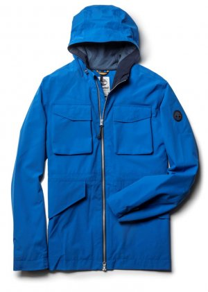 Куртки Mount Redington CLS Field Jacket Timberland. Цвет: синий