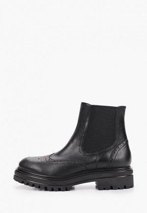 Ботинки Giotto. Цвет: черный