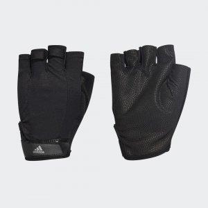Перчатки Versatile Climalite Performance adidas. Цвет: черный