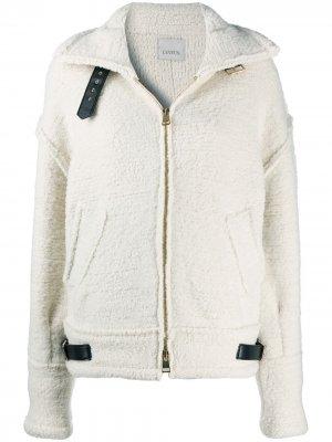 Куртка на молнии Laneus. Цвет: нейтральные цвета