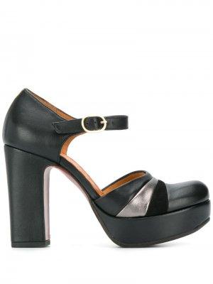 Туфли-лодочки Bana Goya Chie Mihara. Цвет: черный