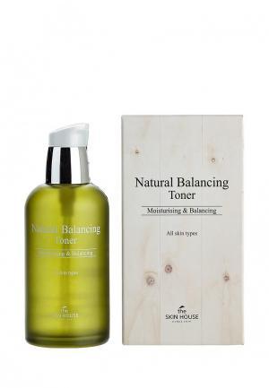 Тоник для лица The Skin House Балансирующий  Natural Balancing 130 мл