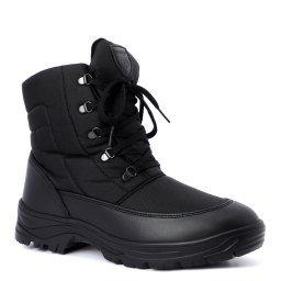 Ботинки 4233/A черный ANTARCTICA