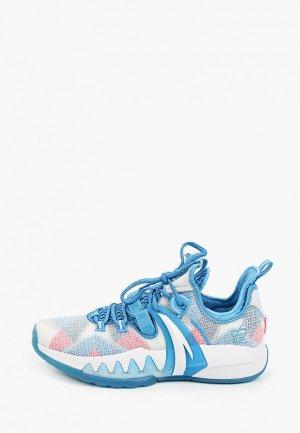 Кроссовки Anta Basketball. Цвет: разноцветный