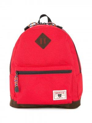 Logo-patch backpack Miki House. Цвет: красный