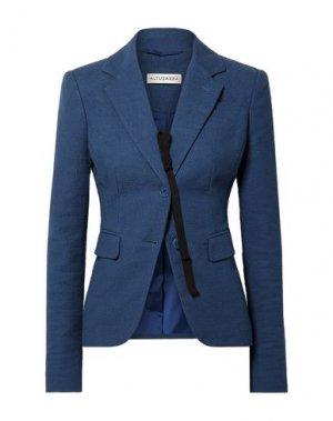 Пиджак ALTUZARRA. Цвет: синий