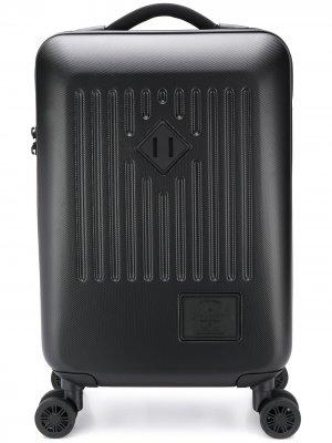 Однотонный чемодан Herschel Supply Co.. Цвет: черный
