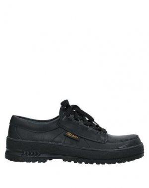 Обувь на шнурках GRISPORT. Цвет: черный
