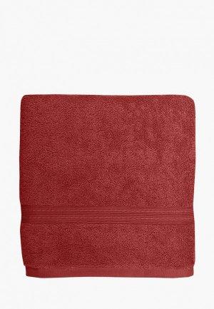 Полотенце Bonita. Цвет: бордовый