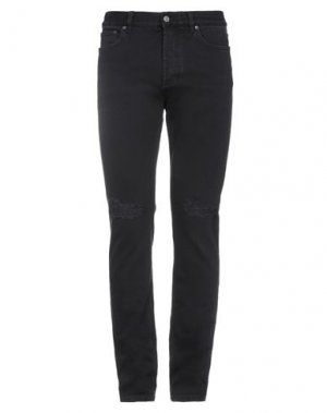 Джинсовые брюки GIVENCHY. Цвет: черный