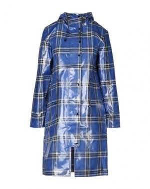 Легкое пальто NÜMPH. Цвет: синий