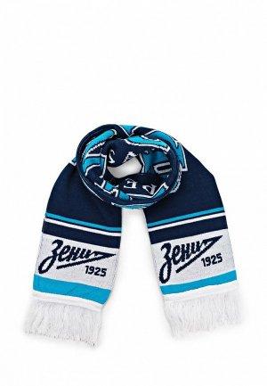 Шарф Atributika & Club™ FC Zenit. Цвет: синий