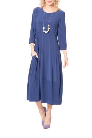Платье Kata Binska. Цвет: синий