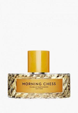 Парфюмерная вода Vilhelm Parfumerie New York MORNING CHESS EDP, 100 мл. Цвет: прозрачный