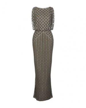 Длинное платье RACHEL GILBERT. Цвет: зеленый-милитари