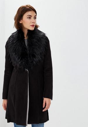 Пальто Met. Цвет: черный